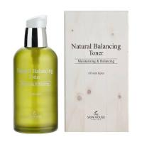Тонер для лица The Skin House Natural Balancing Toner