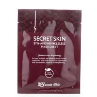 Тканевая маска Secret Skin Syn-Ake Wrinkleless Mask Sheet