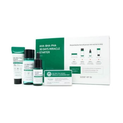 Набор средств Some By Mi AHA BHA PHA 30 Days Miracle Set